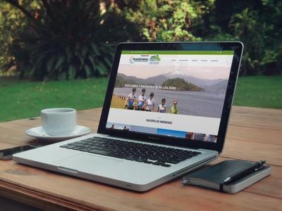 Chile Lagos y Volcanes - Diseño Web Osorno
