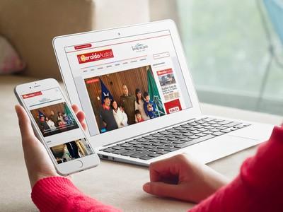 El Heraldo Austral - Diseño Web Osorno