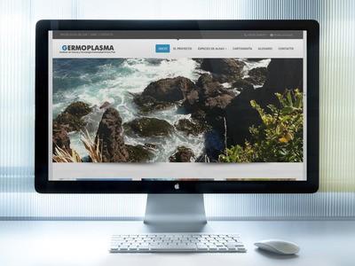 Germoplasma - Diseño Web Osorno