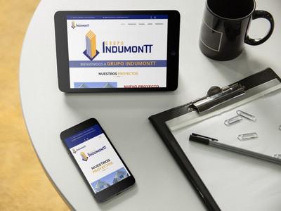 Indumontt - Diseño Web Osorno