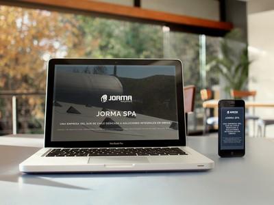 Jorma SpA - Diseño Web Osorno