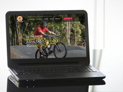 Kotaix Bike Park - Diseño Web Osorno