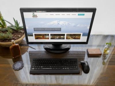 Miradores de Panitao - Diseño Web Osorno