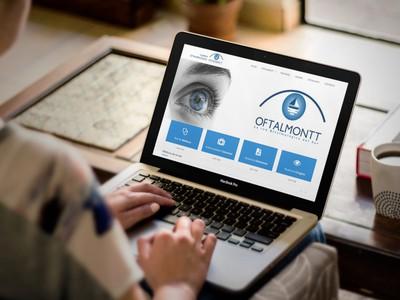 Oftalmontt - Diseño Web Osorno