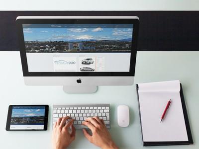 Rentacar 2000 - Diseño Web Osorno