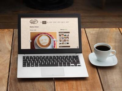 Sirope Café - Diseño Web Osorno