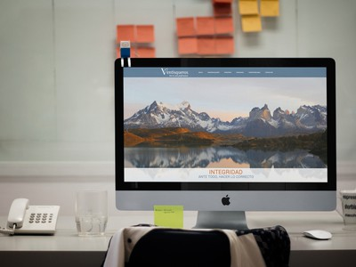 Ventisqueros - Diseño Web Osorno