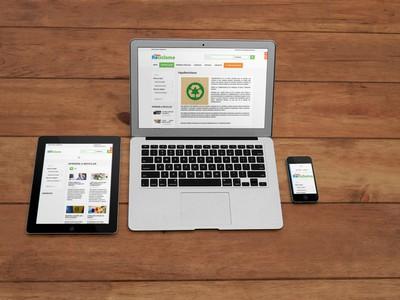 Yapo Recíclame - Diseño Web Osorno