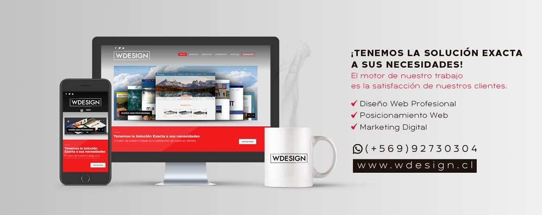 WDesign - Diseño Web Osorno